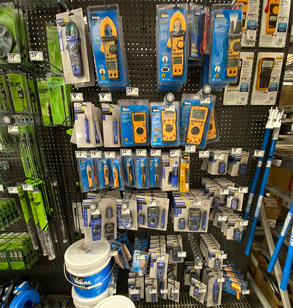 Ideal Kobalt Fluke Electrical Tools at Lowes 2021