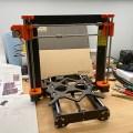 Prusa 3D Printer XYZ Frame Completed
