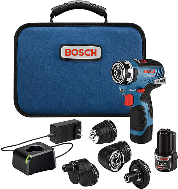 Bosch Flexiclick Brushless Kit
