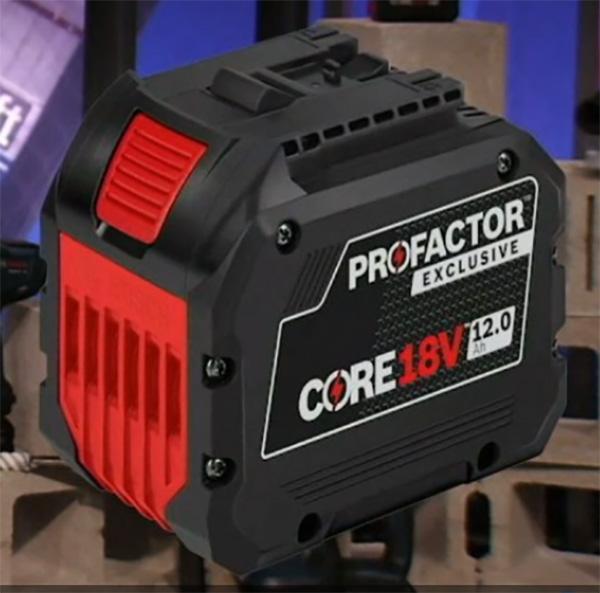 Bosch Profactor 12Ah Battery
