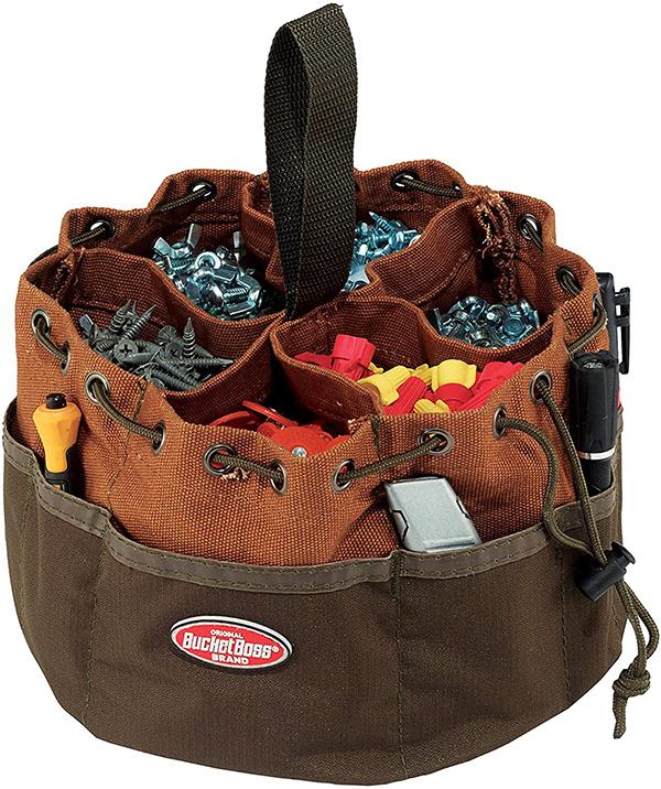 Bucket Boss Parachute Tool and Parts Bag