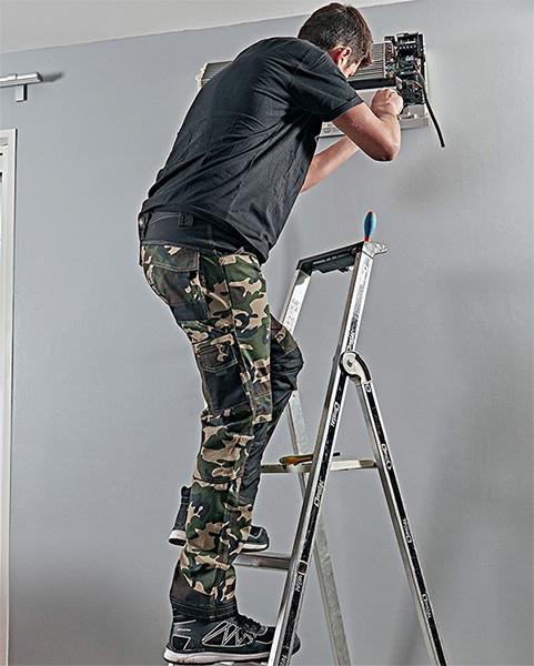 Dickies Performance Workwear GDT Premium Pants Camo