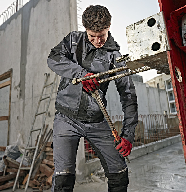 Dickies Performance Workwear GDT Premium Pants Flex Example