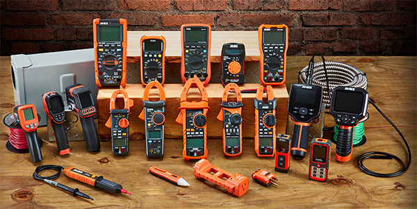 Harbor Freight Ames Electrical Test Equipment Family