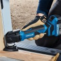 Harbor Freight Hercules 20V Brushless Oscillating Multi-Tool Sanding Wood