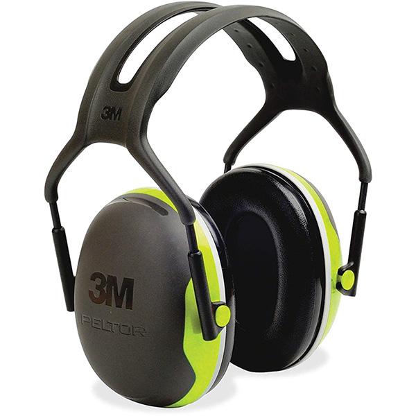 Peltor X4A Hearing Protection Earmuffs