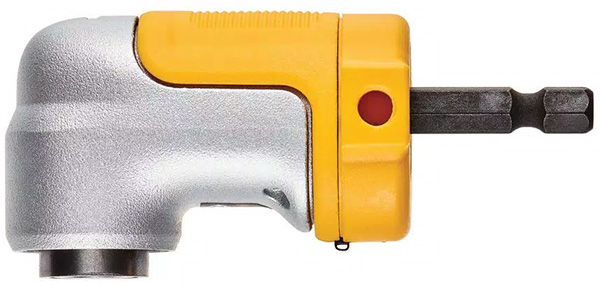 Dewalt Modular Right Angle Attachment Set Stubby Configuration