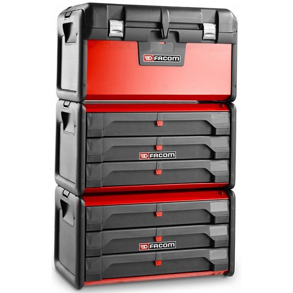 Facom Modular Tool Box Combo Stack