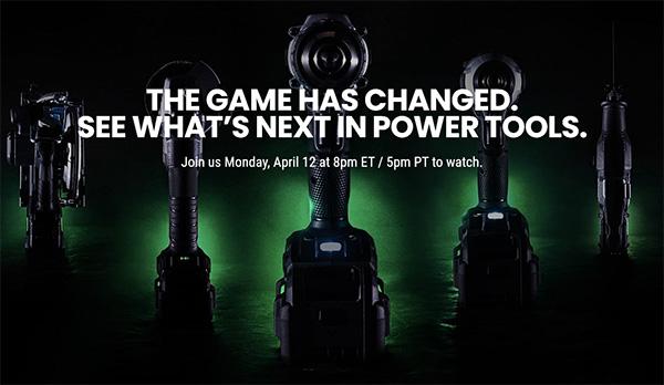 Flex Cordless Power Tools Teaser 2021