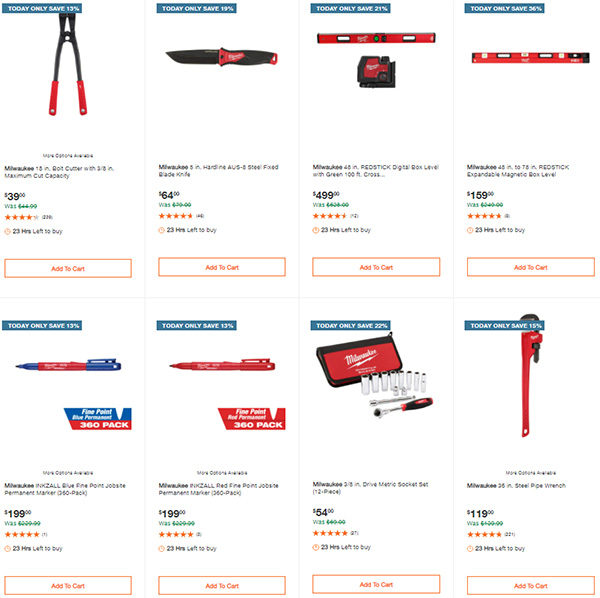 Home Depot Tool Deals of the Day 3-22-21 Page 3
