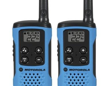 Motorola T100 Talkabout Walkie Talkies