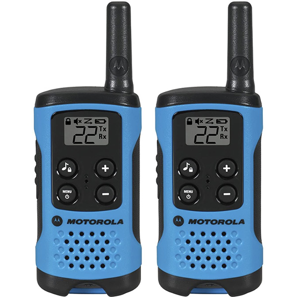 Motorola T100 Talkabout Walkie Talkies