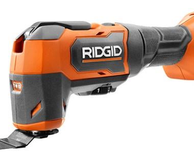 Ridgid R86240B Cordless Oscillating Multi-Tool
