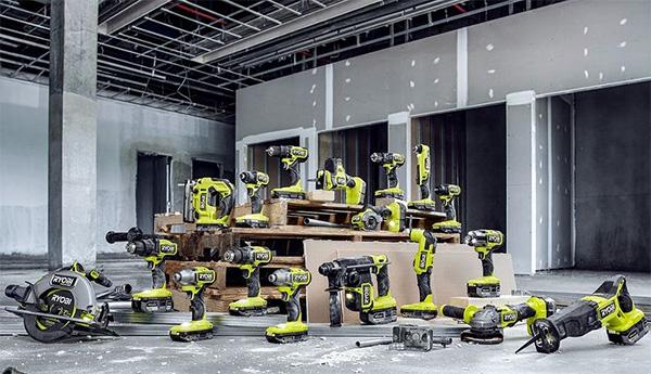 Ryobi 18V HP Cordless Power Tools in 2021