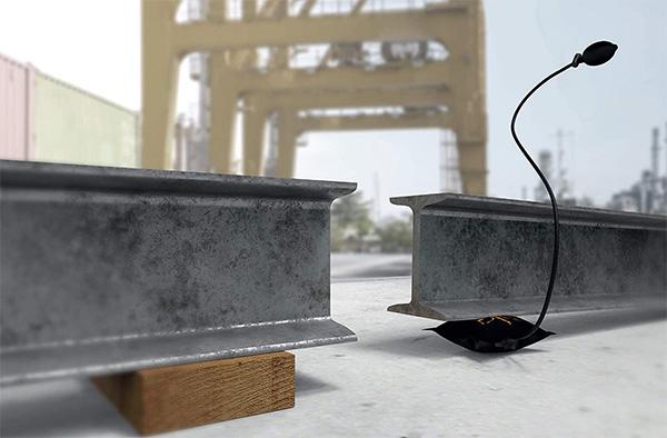 Winbag Max Air Shim Lifting Steel I-Beam