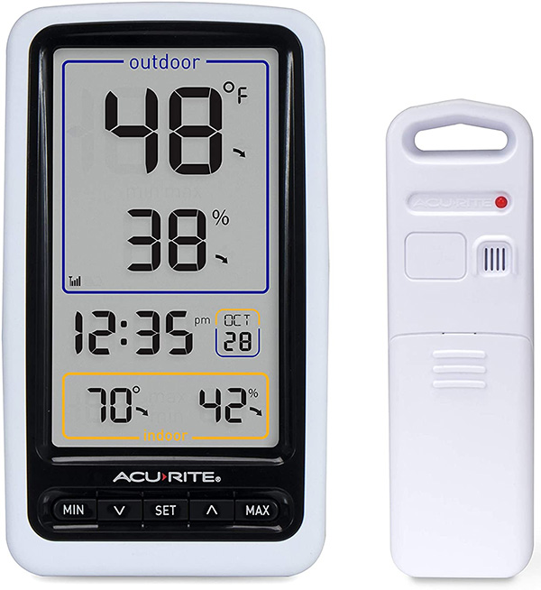 AcuRite 01136M Wireless Thermometer