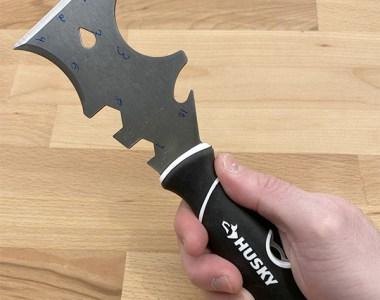 Home Depot Husky 15-in-1 Paint Tool Hand Grip