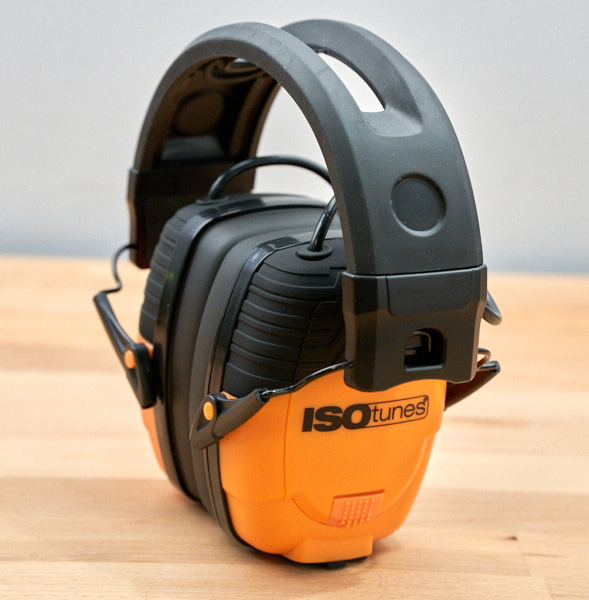 Isotunes Link Earmuffs Bluetooth Hearing Protection Review