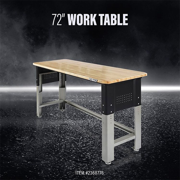 Kobalt Workbench 2021