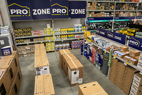 Lowes Pro Zone April 2021