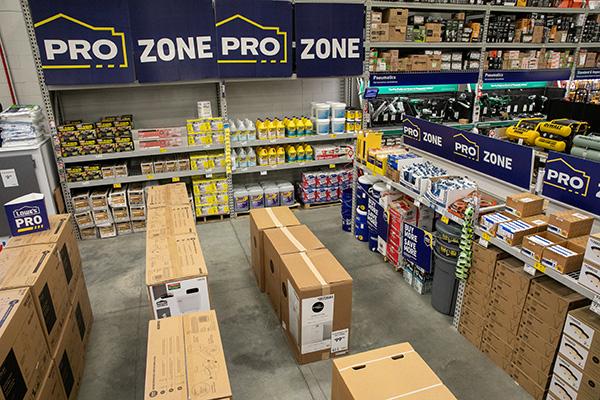 Lowes Pro Zone April 2021