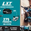Makita 18V LXT Product Lineup 2021