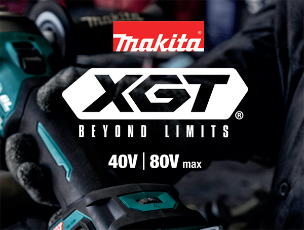 Makita XGT 40V Max USA Launch 2021