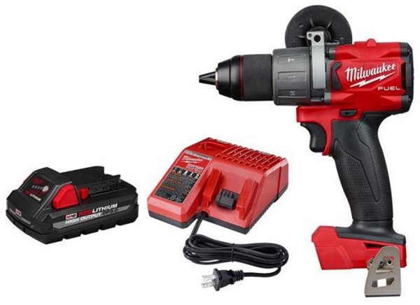 Milwaukee M18 Home Depot Deals of the Day 4-8-2021 Hammer Drill Bundle