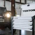 Tekton Tool Cart in White Hero