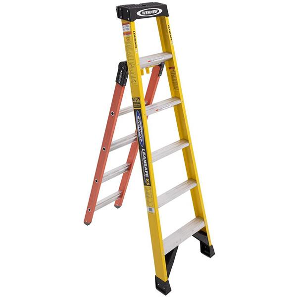 Werner LeanSafe Ladder
