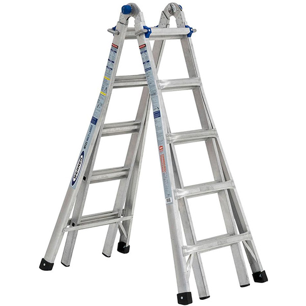 Werner MTIAA-22 Multi-Position Ladder