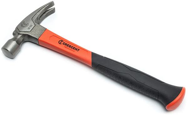 Crescent Fiberglass Handle Hammer