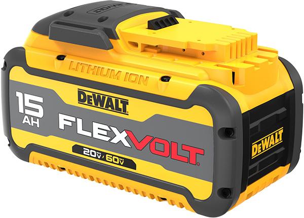 Dewalt FlexVolt DCB615 15Ah Battery