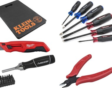 Home Depot 5 Tools Buying Guide for New Parents
