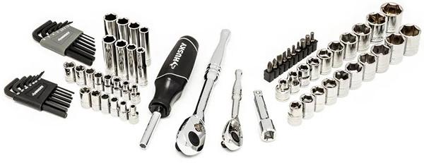 Husky 70pc Mechanics Tool Set