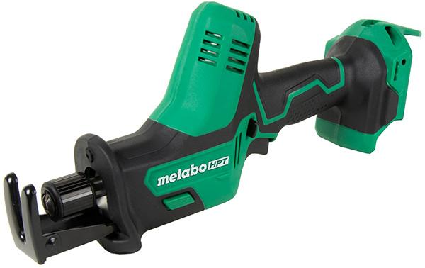 Metabo HPT CR18DAQ4 Compact Reciprocating Saw Bare Tool