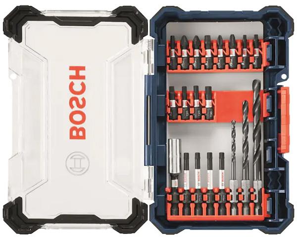 Bosch DDMS20 Screwdriver Bit Set