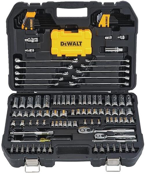 Dewalt DWMT73802 Mechanics Tool Set