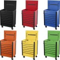 Harbor Freight US General Full Bank Service Cart Color Options