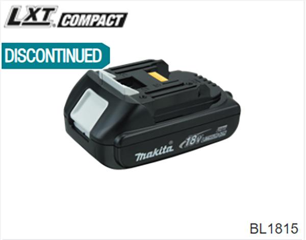 Makita 18V 1-5Ah Battery Pack