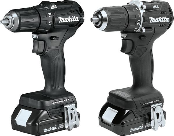 Makita 18V SubCompact Cordless Drill Comparison XFD11ZB vs XFD15ZB