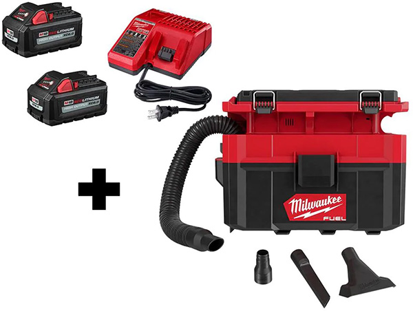 Milwaukee M18 Fuel packout Vacuum Fathers Day 2021 Special Buy Kit Deal