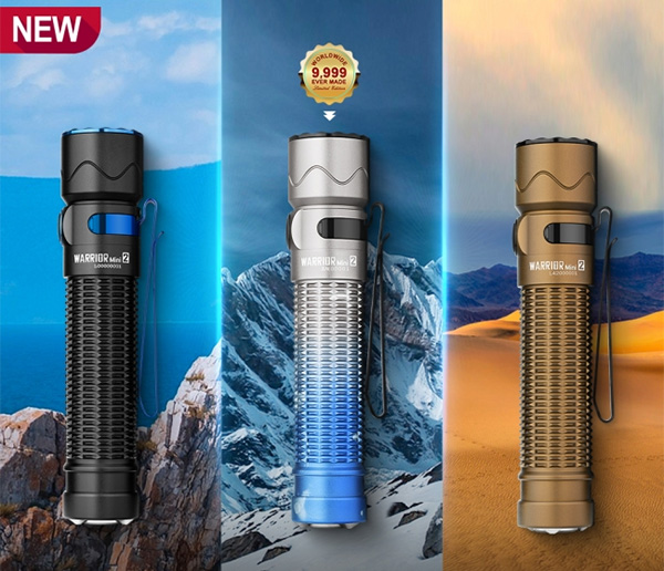 Olight Fathers Day Flash Sale 2021