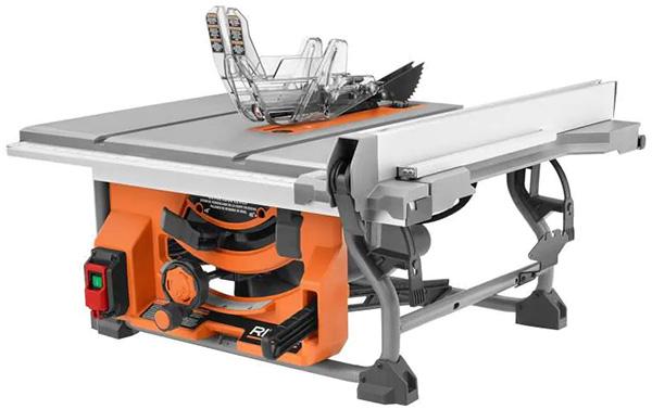Ridgid R4518NS Portable Table Saw