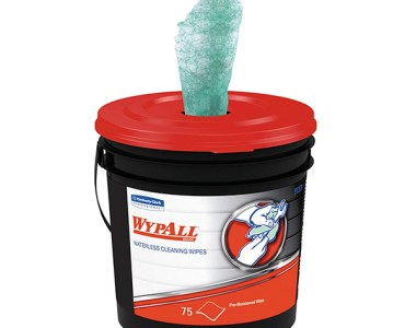 Wypall Waterless Hand and Tool Cleaning Wipes