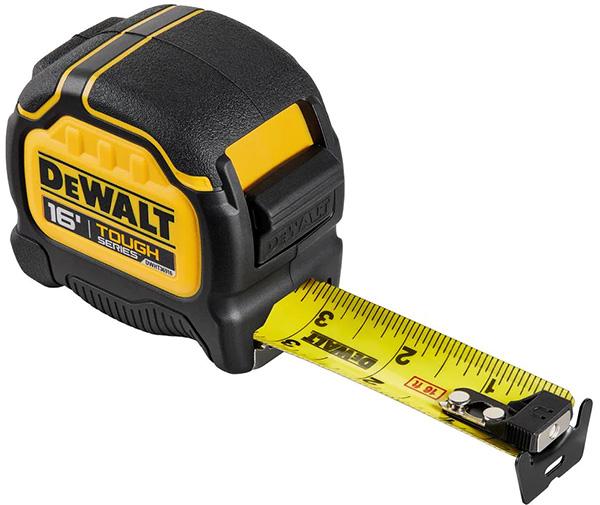 Dewalt Tough Series Tape Measure 16-foot DWHT36916S