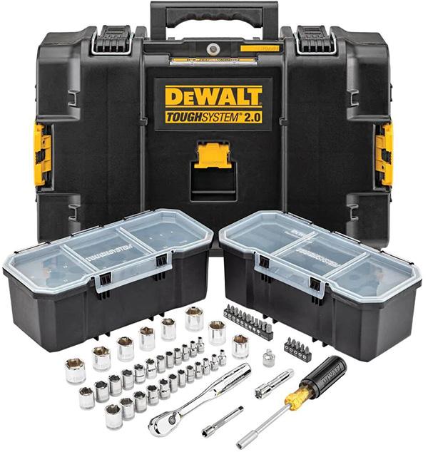 Dewalt ToughSystem 2 Mechanics Tool Set