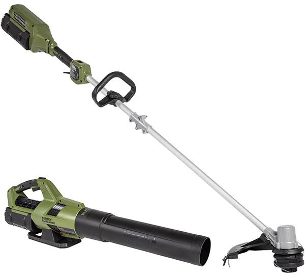Green Machine Cordless Outdoor Power Equipment