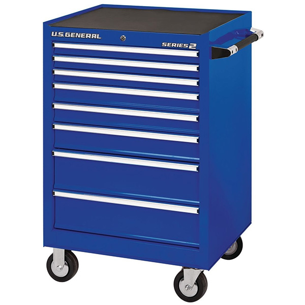 Harbor Freight US General Tool Cabinet Single Bay