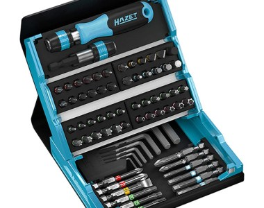 Hazet Screwdriver Bit Set 2200SC-1